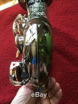 Julius Keilwerth sx90r Shadow Professional Alto Saxophone in MINT Condition