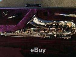 Jupiter Tenor Saxophone 889SG Excellent Condition