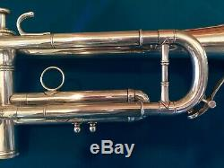 Kanstul Bb Professional Trumpet, Chicago Model 1000