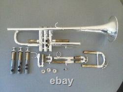 Kanstul French Besson Meha Bb Trumpet Excellent Condition