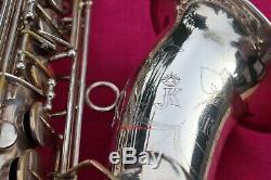 Keilwerth 1965 Tone King Special, Tenor Sax, SILVER, #53k High F#, = Superba 1