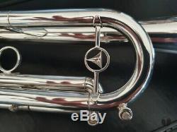 Minimal signs of use! Leblanc T357 Arturo SANDOVAL, case GAMONBRASS trumpet