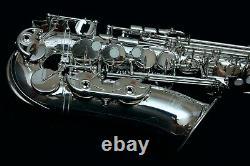 New Yamaha YAS-62 S 04 Alto Saxophone Silver Plated