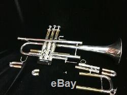 Nice Bach Stradivarius Model 43 Bb Trumpet