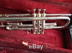 Original French Besson MEHA late'30s. Professionally restored. Awesome player