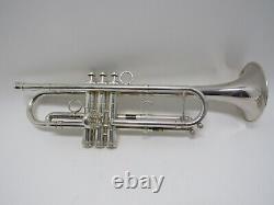 P. Mauriat PMT-600G Professional Bb Trumpet Silver