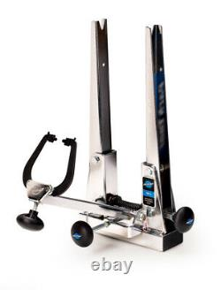 Park Tool TS-2.2 Chrome Plated Pro Bicycle Wheel Truing Stand