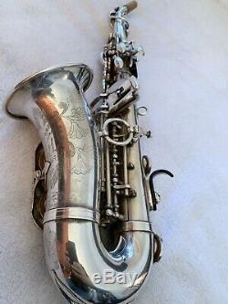 Rampone & Cazzani Curved Soprano Sax R1 Jazz silver