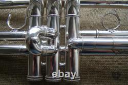 S. E. Shires Model BLW Trumpet GAMONBRASS