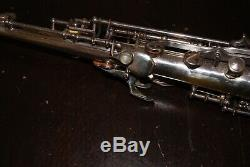 SML soprano saxophone Gold Medal Mark II