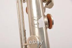 Saxophone Soprano Conn 18M stretch Good condition! Fast Shipping