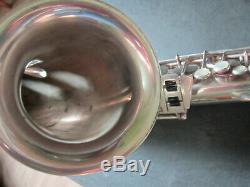 Saxophone TENOR WELTKLANG GERMANY play good