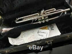 Schilke B5 Bb Trumpet 1981 1 owner barely played