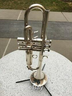 Schilke C2 Trumpet Silver Plate