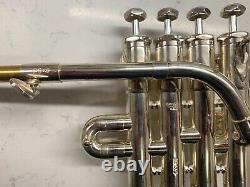 Schilke P5-4 Piccolo Trumpet, Excellent Condition