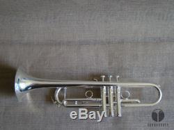 Schilke S32 Chicago Illinois, ML Bore, Original Case, GAMONBRASS trumpet