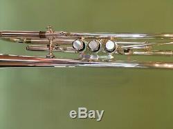 Schilke S42L Jon Faddis Lead Trumpet, Near Mint Condition