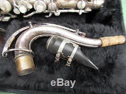 Selmer C Curved Saxophone