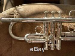Selmer Concept TT Bb Trumpet. 461 Bore SCREAMING Professional Jazz Lead Latin