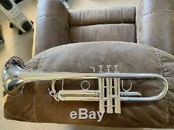 Selmer Concept TTM Bb Trumpet. 461 Bore SCREAMING Professional Jazz Lead Latin