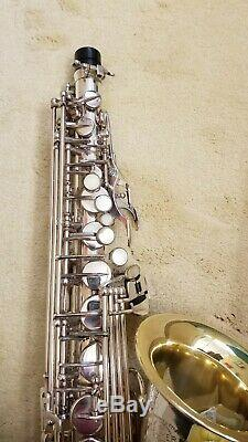 Selmer Mark VI Alto Saxophone RARE, with high F#, and other factory options