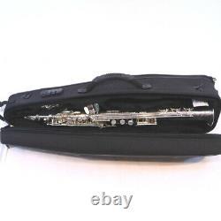 Selmer Paris Model 53JS'Series III Jubilee' Soprano Saxophone MINT CONDITION