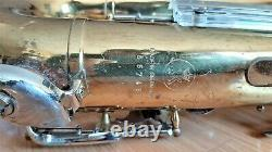 Serviced Keilwerth The New King Made in Germany tenor sax