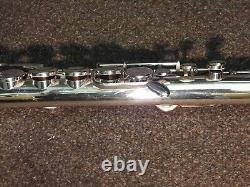 Silver Gebruder Monnig alto flute