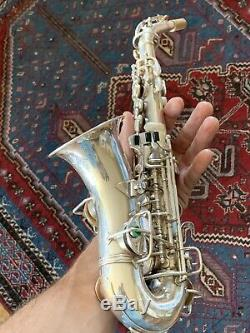 Soprano Saxophone Rare Curved King