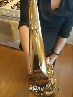 Super Dynaction Buffet Crampon Tenor Saxophone # 23579