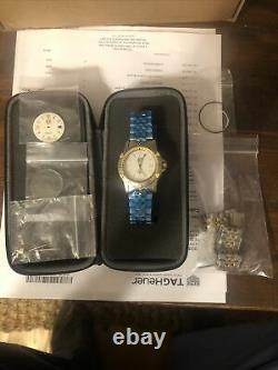 TAG HEUER Mens Watch Professional 1500 SERIES