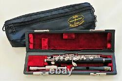 Tempest Piccolo Marching or Concert Use 2 Headjoints 5-Year Warranty With Case