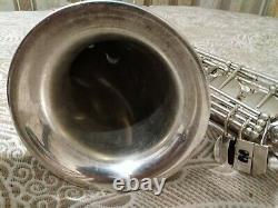 Tenor saxophone B&S