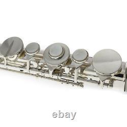 Trevor James Bass Flute Performers Series 33253 Soldered Toneholes