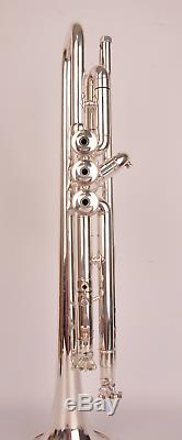 Trumpet Bach Stradivarius 37 Silver, Ready to use, Great condition