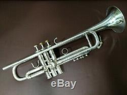Trumpet Benge Custom 7 Resno Tempered Bell, Ready to use, Good condition