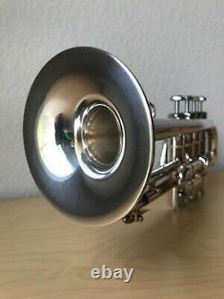 Used Schilke P5-4 Bb/A Piccolo Trumpet