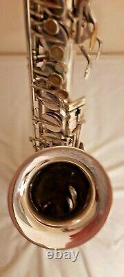 Very Beautiful and Rare Vintage Maurice Boiste Tenor Saxophone, Superb Condition