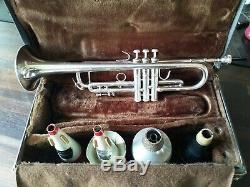 Vincent Bach Stradivarius Model 72 SN 310379 MODEL 180S72 (ML) B Flat Trumpet