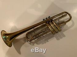 Vincent Bach Stradivarius Trumpet Elkhart Model 37 Trumpet