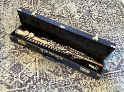 Vintage Elkhart Bb SopranoLow Pitch Hi F