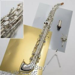 Vintage King H. N. White Saxello Soprano Saxophone Super Star