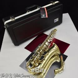 Vintage King H. N. White Zephyr Eb Alto Saxophone Super Huge Sound