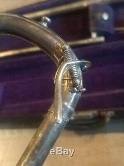 Vintage Rare F. E. Olds Trombone, Serial #1970 One of his early ones, VERY nice