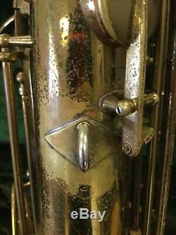 Vintage THE MARTIN Tenor Saxophone Committee III 1950s # 188XXX