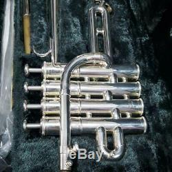 YAMAHA Piccolo Trumpet YTR9830rareJAPAN