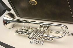 YAMAHA XENO PRO YTR8335 HORN TRUMPET YTR 8335 Professional With Original Case