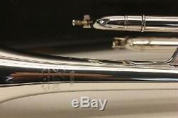YAMAHA XENO PRO YTR8335G Gold Bell HORN TRUMPET YTR 8335 Professional BEAUTIFUL