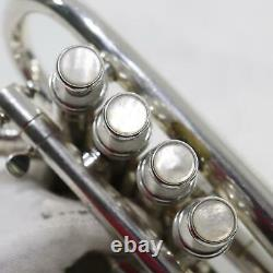 Yamaha Model YTR-9810 Professional Piccolo Trumpet SN 301036 VERY NICE