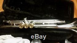 Yamaha Xeno Gen 2 trumpet with reversed leadpipe YTR-8335R